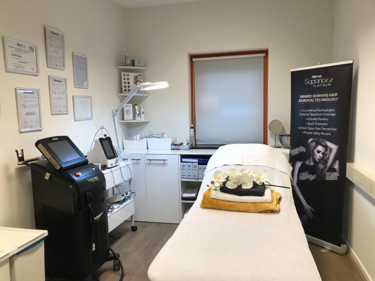 Huidtherapie en laserkliniek Huizen en Laren